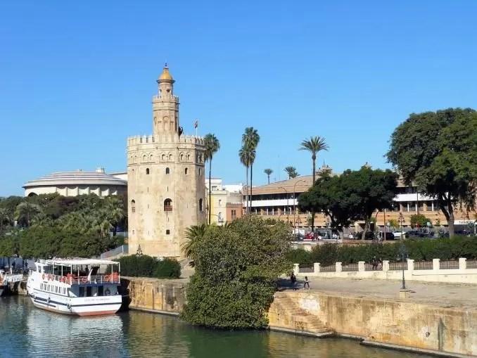 Seville Guadalquivir e1554442235428 - Seville Spain Travel Guide   Short City Breaks