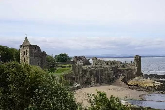 Scotland St Andrews Castle e1557974512762 - 7 Reasons Why You Should Travel To Scotland In Winter