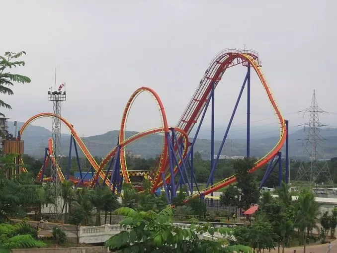 Adlabs Imagica Near Pune India e1560243513247 - Best Tourist Places Near Pune You Can Visit By Bike