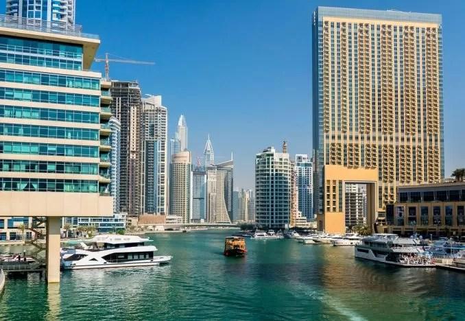 Dubai Marina e1560925653238 - 10 Best Things To Do In Dubai With Your Family