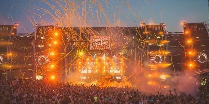 Dance Valley Festival- Velsen, Netherlands