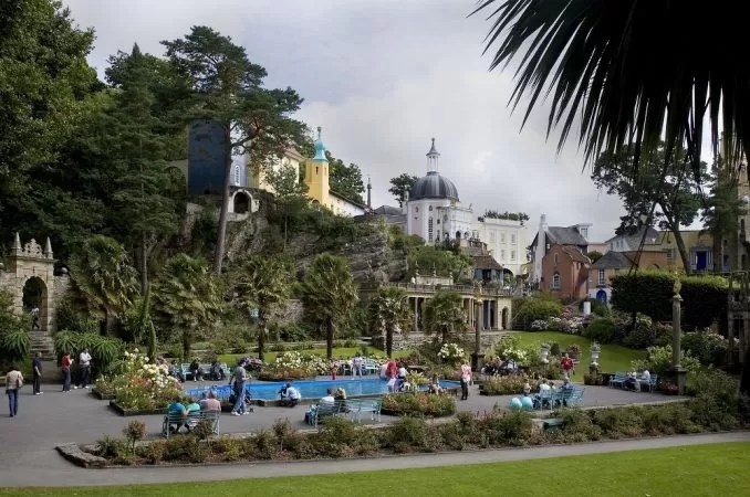 Portmeirion 1 e1563305201755 - Things You Can't Miss In Wales