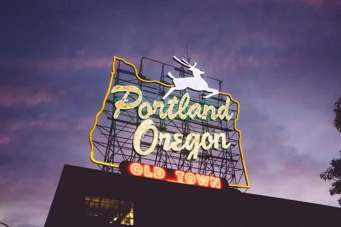 Portland Oregon e1565602474794 - Best Bachelorette Party Destinations: Top Spots for Every Style of Bride