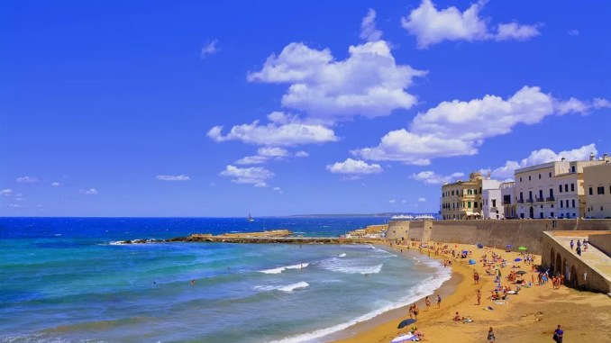 Puglian Coast 678x381 - Summer in Italy - Ways to Spend Your Vacation Time