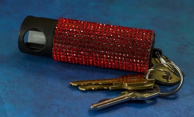 pepper spray e1565775721797 - Backpacking Trip - Best Travel Tips for a Young Backpacker