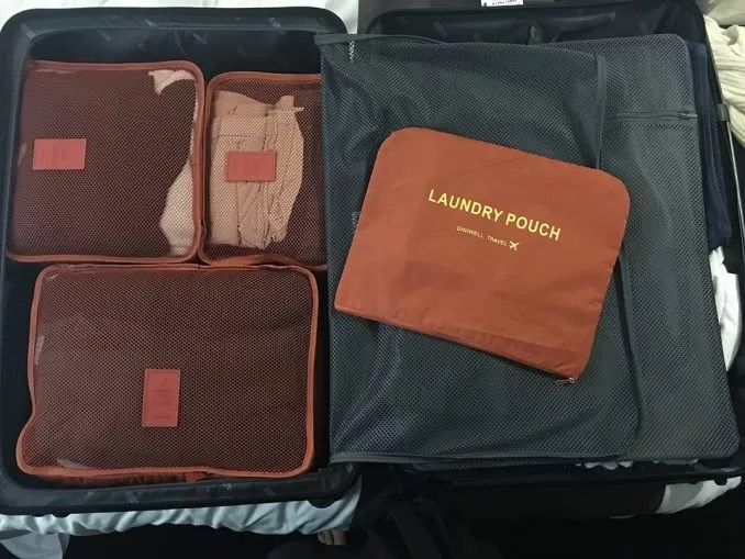 Organized Travel Packing e1573224519771 - Eco Tourist | Eco-Friendly Travel Tips For You Next Trip