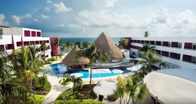 Temptation Resort, Cancun, Mexico - Best Nudist Resorts