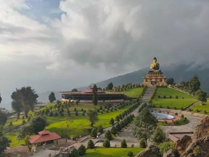 Buddha Park Ravangla Sikkim India 2 e1576811260159 - 19 Best Vacation Destinations With Family Around The World