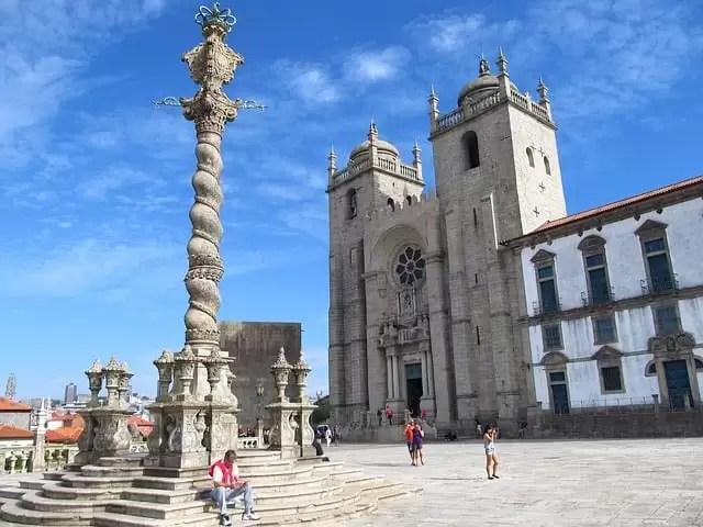 Porto Cathedral Top 10 Sights in Porto