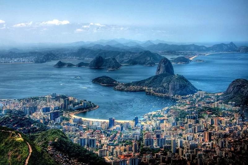 Tourism in Rio de Janeiro