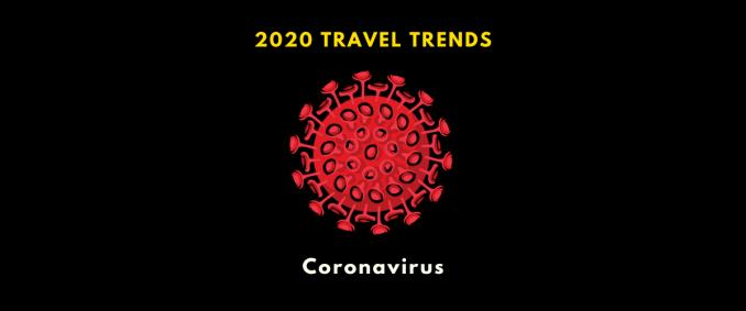 2020 Travel Trends - Coronavirus