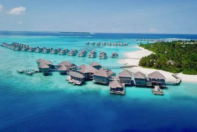 Six Senses Laamu, Maldives