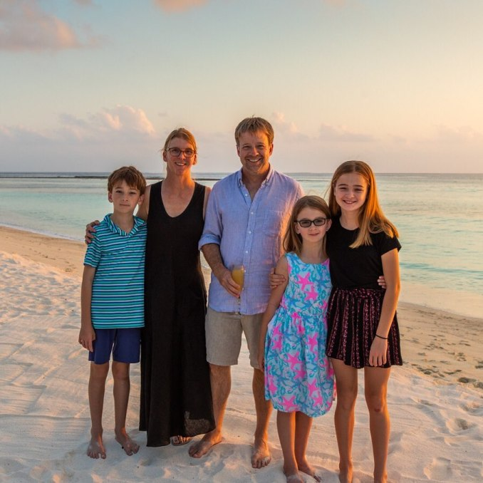 Travel Babbo and his family