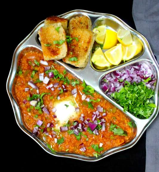Pav Bhaji is one of the best Indian dishes to try.