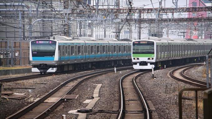 Tokyo travel guide - JR trains