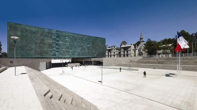 Museo de la Memoria y los Derechos Humanos (Memory and Human Rights Museum), Santiago
