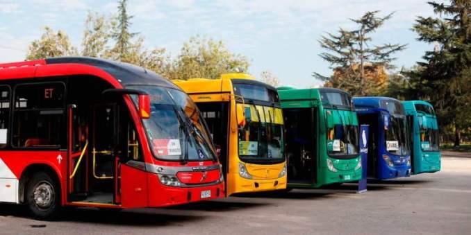 Transportation in Santiago, Chile