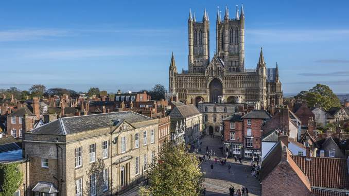 events in Lincolnshire