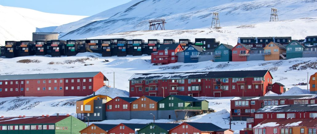 visit Svalbard