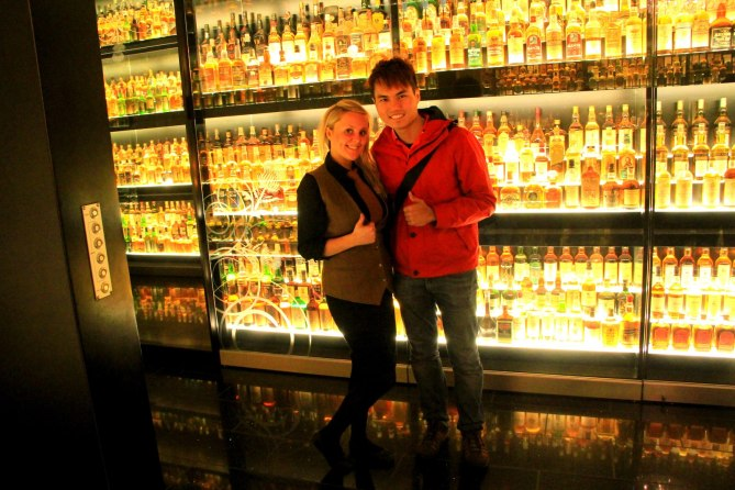 Scotch Whisky Experience with Hannah