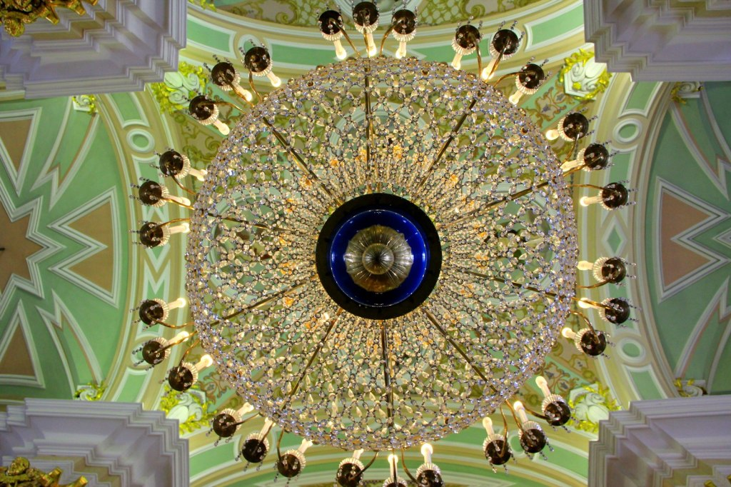 Chandelier of Peter and Paul Cathedral