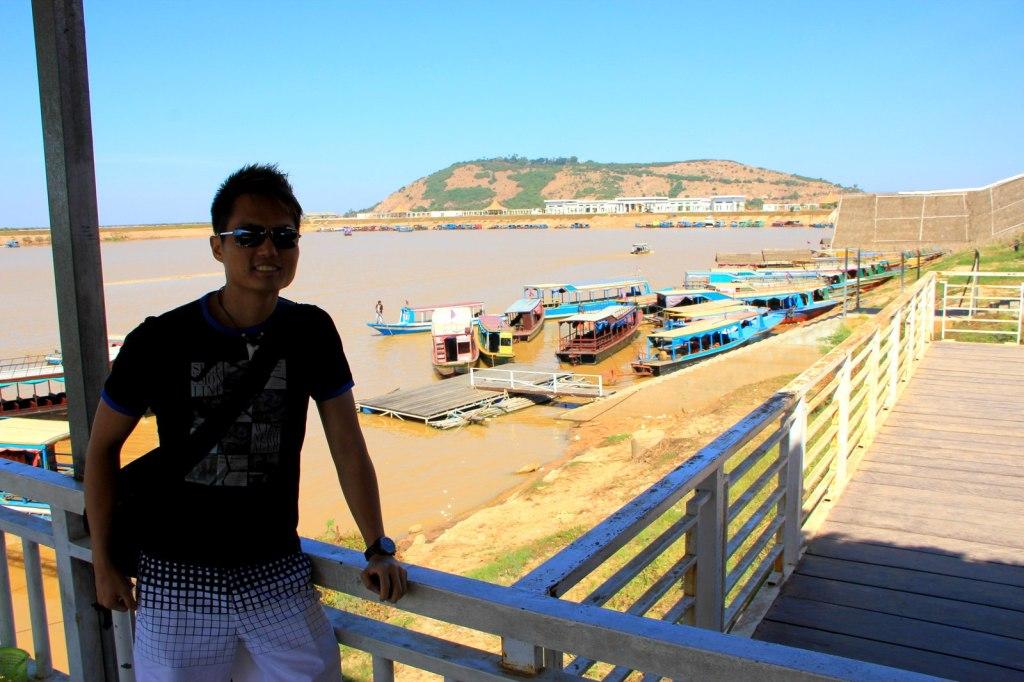 Tonle Sap Lake Jetty
