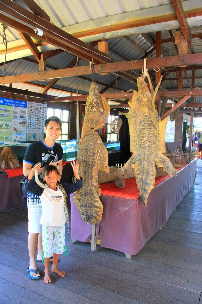 Tonle Sap Great Lake Conservation Centre