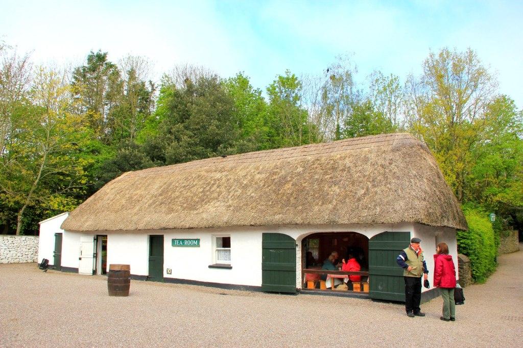 A cafe in the Folk Village