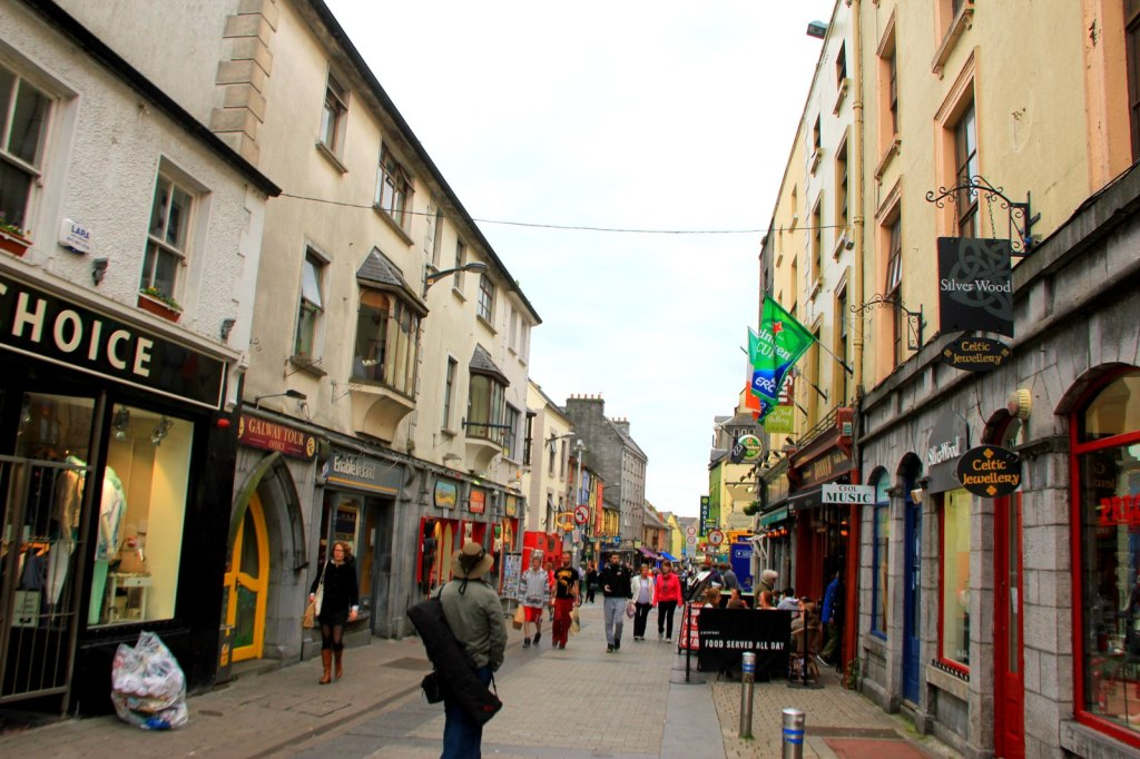 Galway City Centre