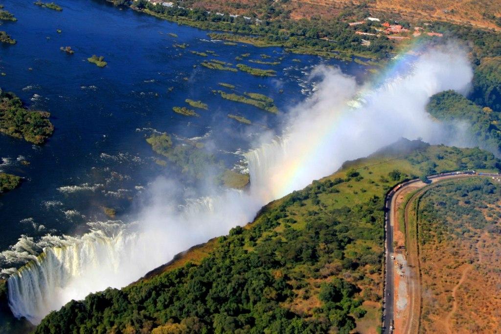 Massive Victoria Falls