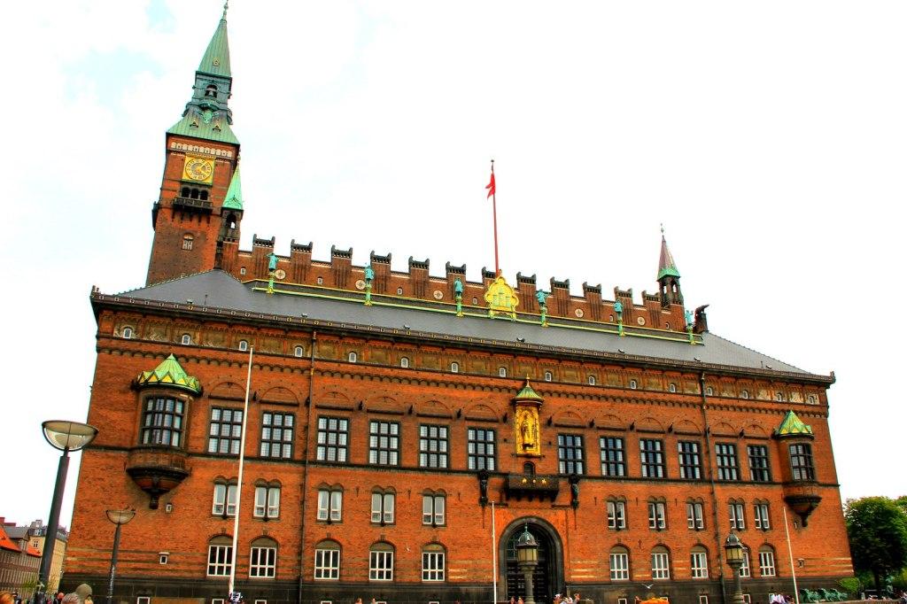 Rådhuspladsen Square