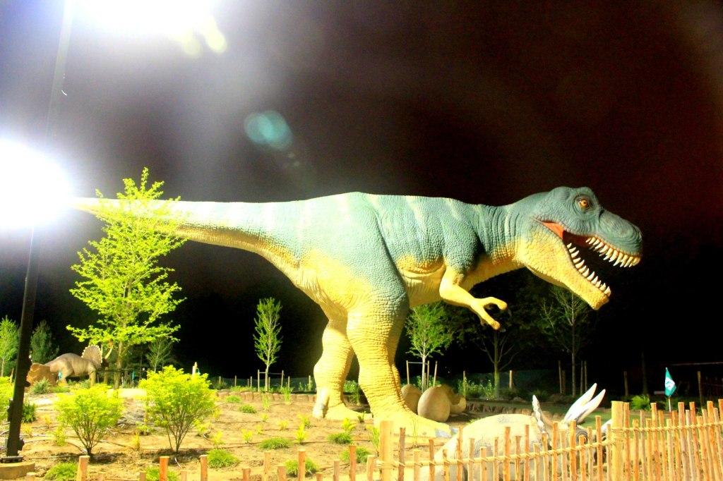 T-Rex at Jurassic Park