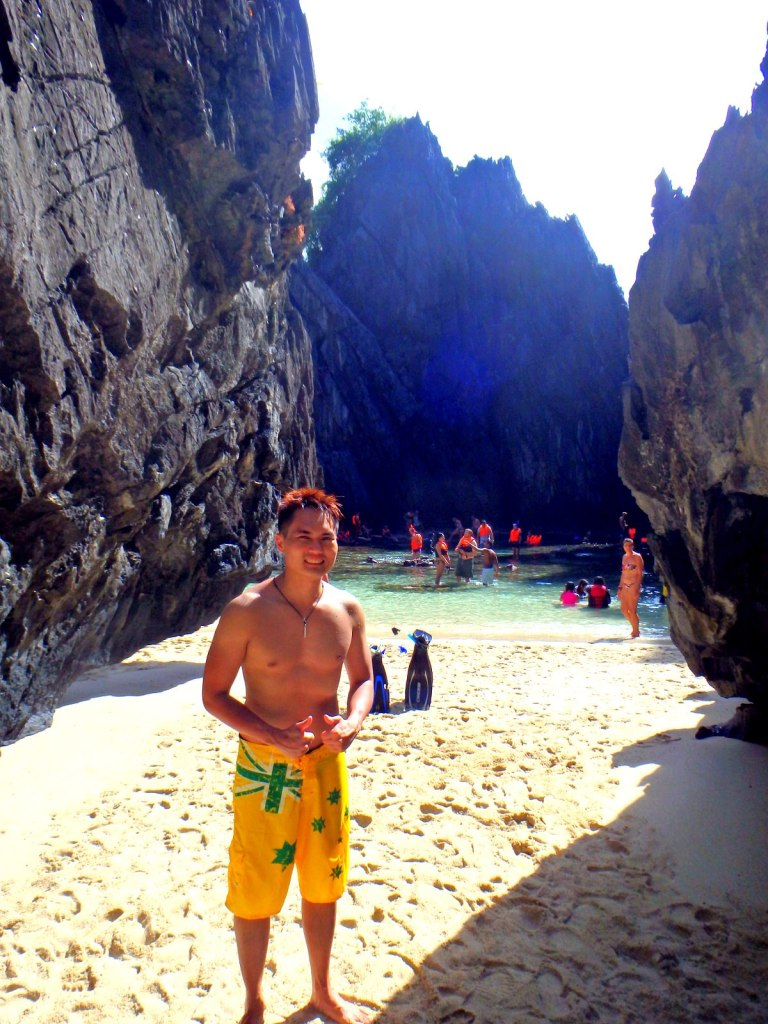 Exploring the beauty of Secret Beach