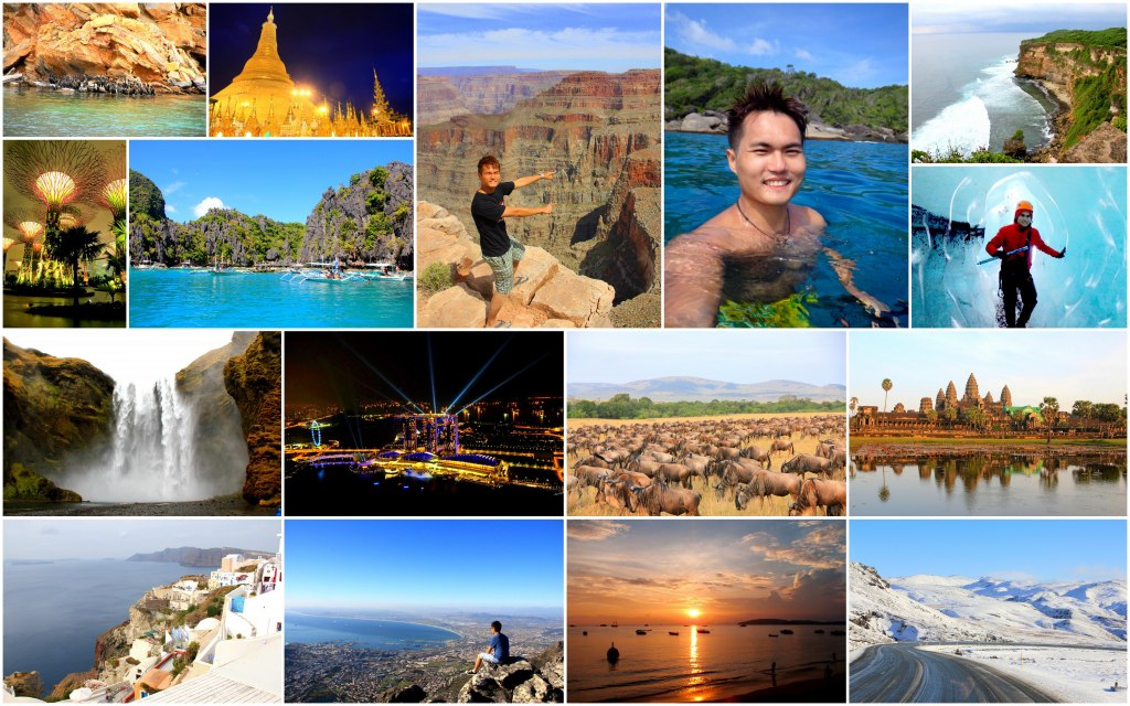 2015 Travel Destinations