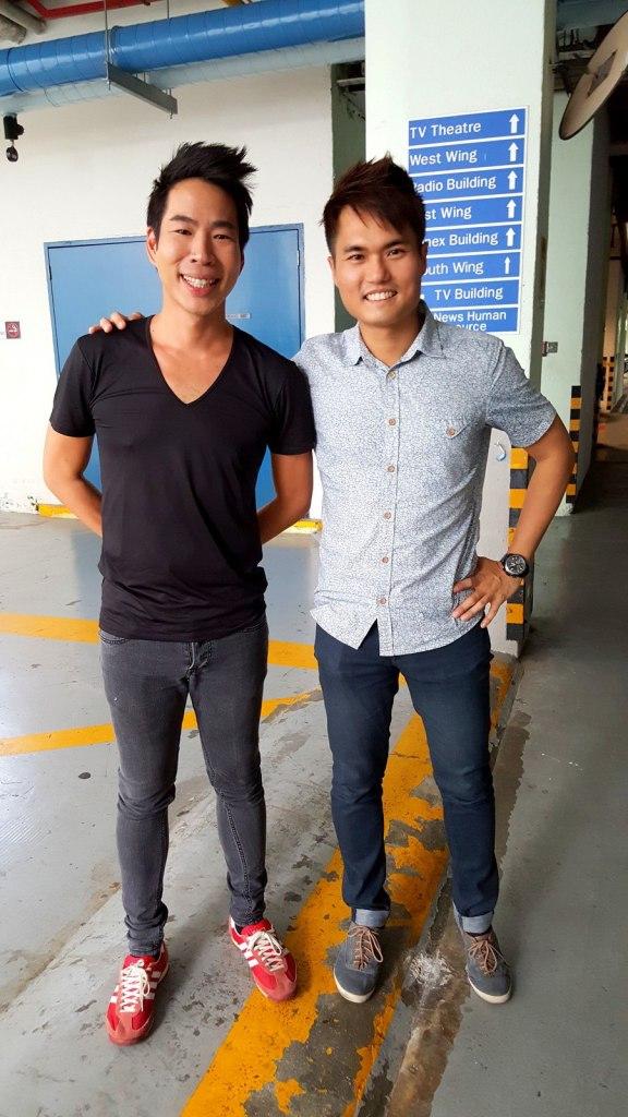 Chua En Lai and Keith