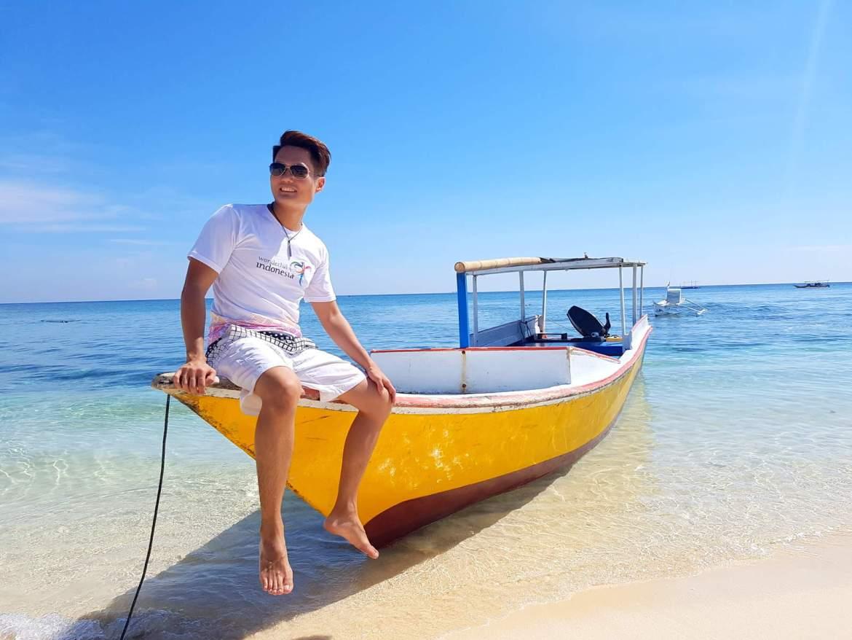 Kodingareng Keke Island Boat