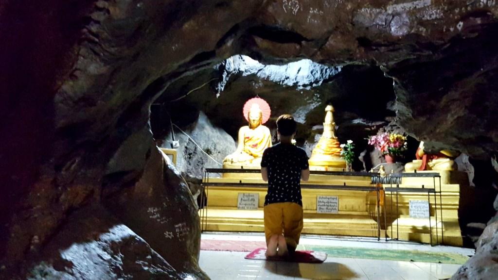 Bayin Nyi Cave Temple