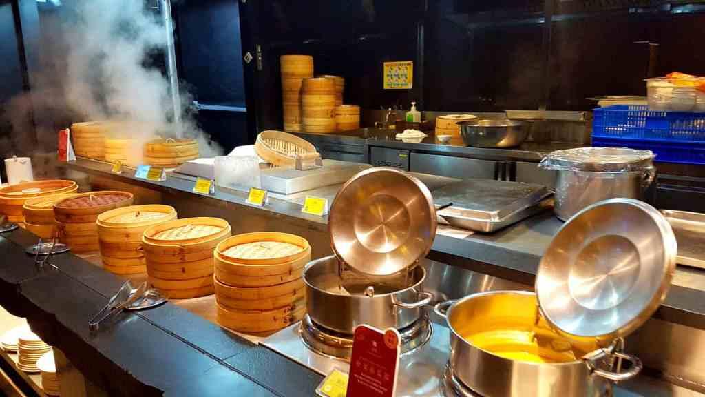 Taiwanese Vegetarian Buffet