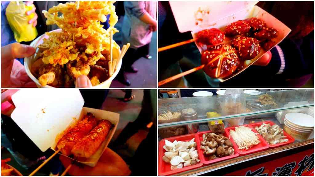 Taiwanese Fried Mushroom