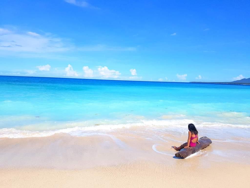 Dahican Beach Girl