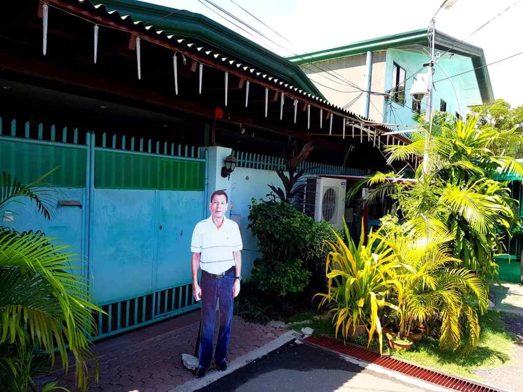 President Duterte House