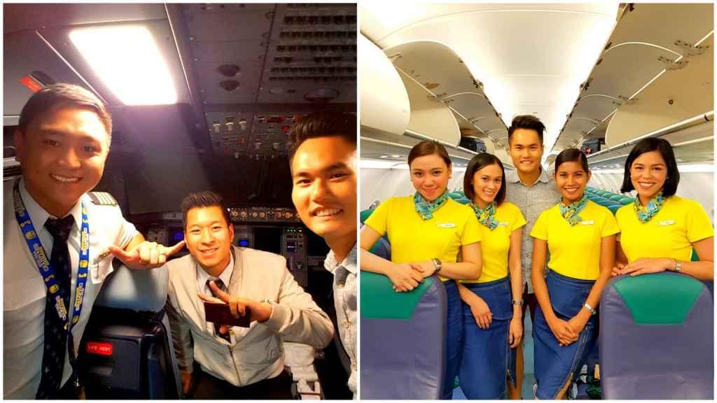 Cebu Pacific Air Crew