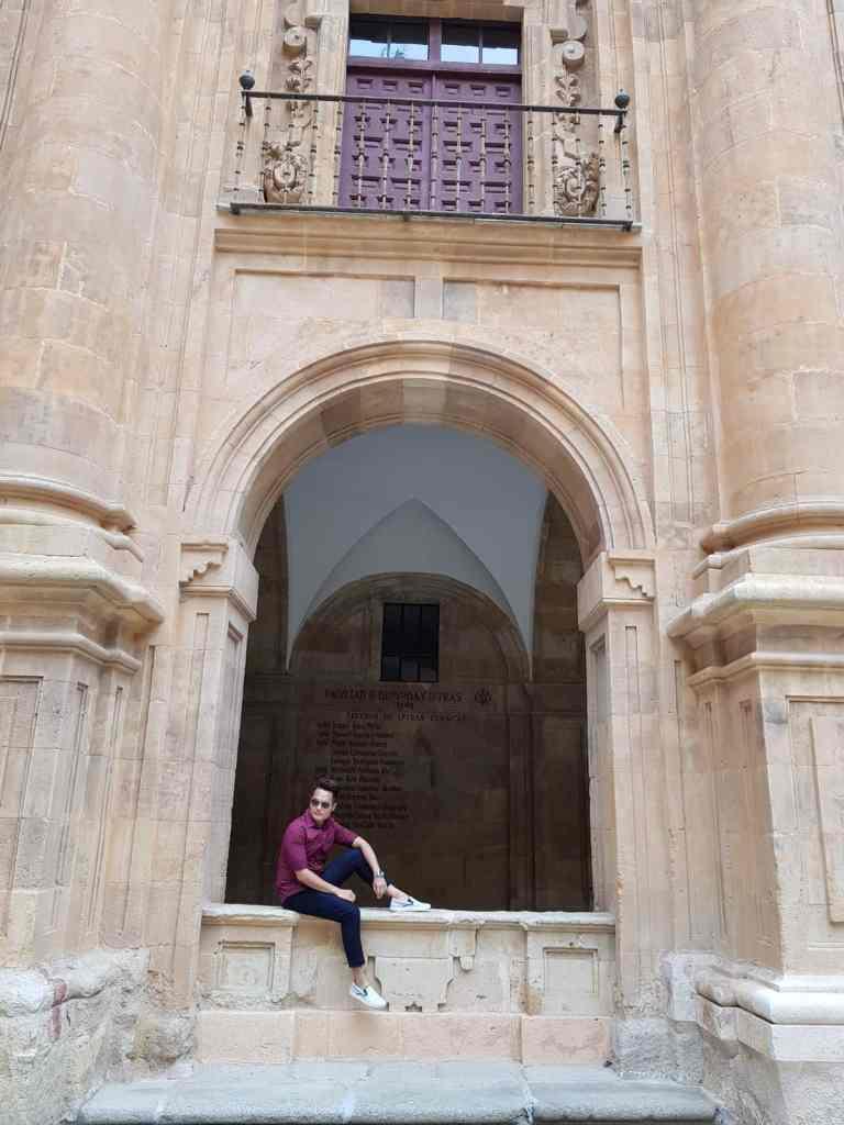 Universidad de Salamanca (Salamanca University)