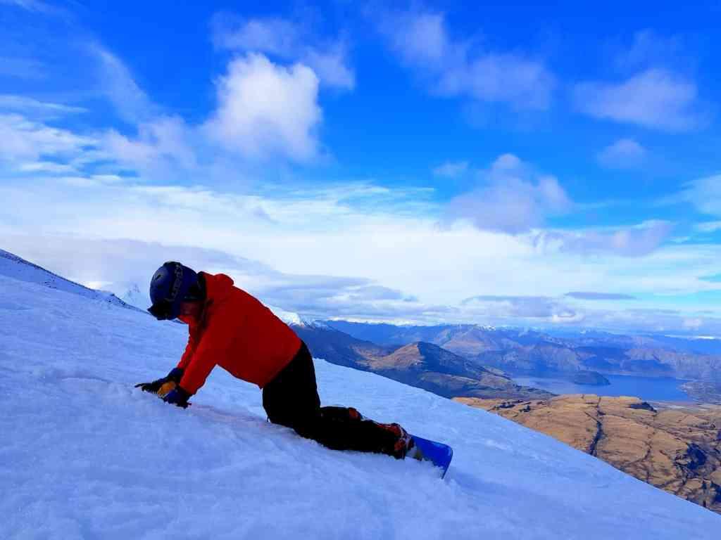 Snowboarding New Zealand