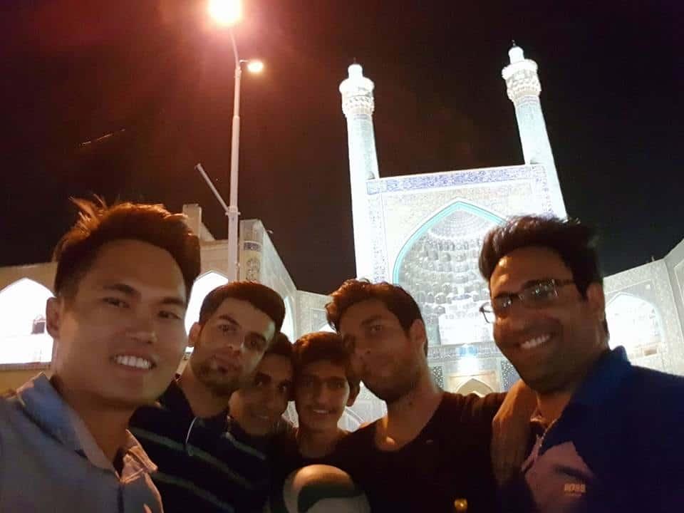 Iranian friends