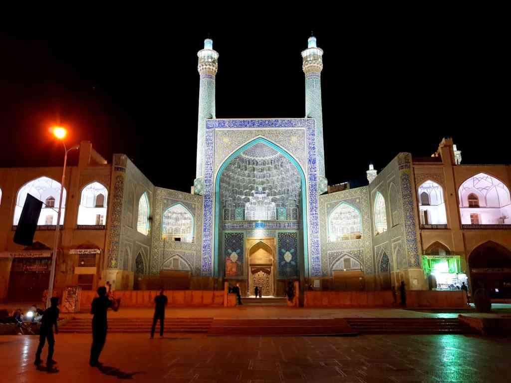 Volleyball Isfahan Square Iran