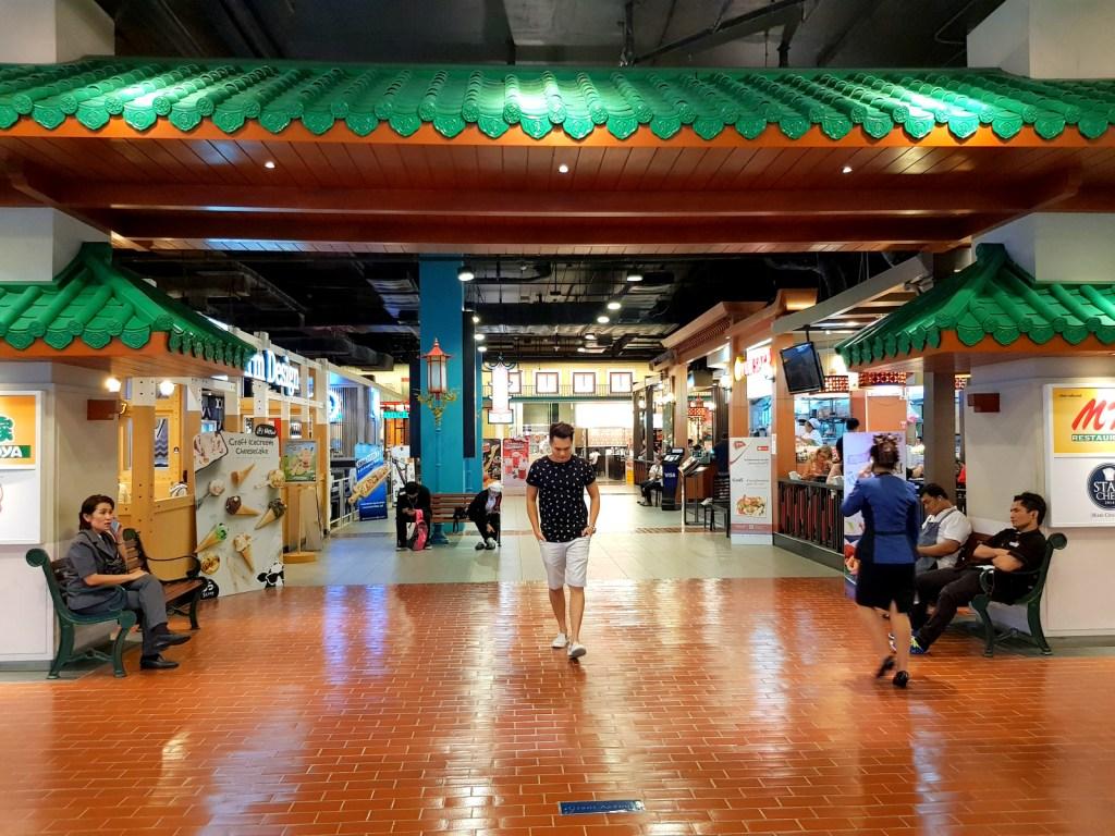 Chinatown at Terminal 21