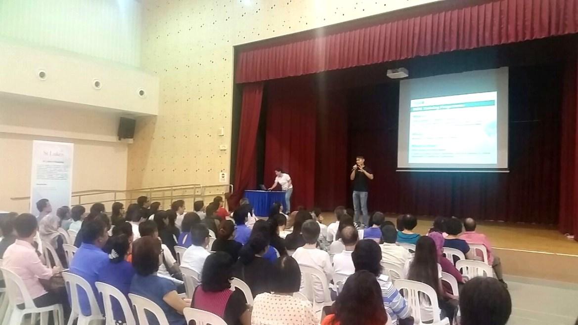 Career Learning Series @ Community Club