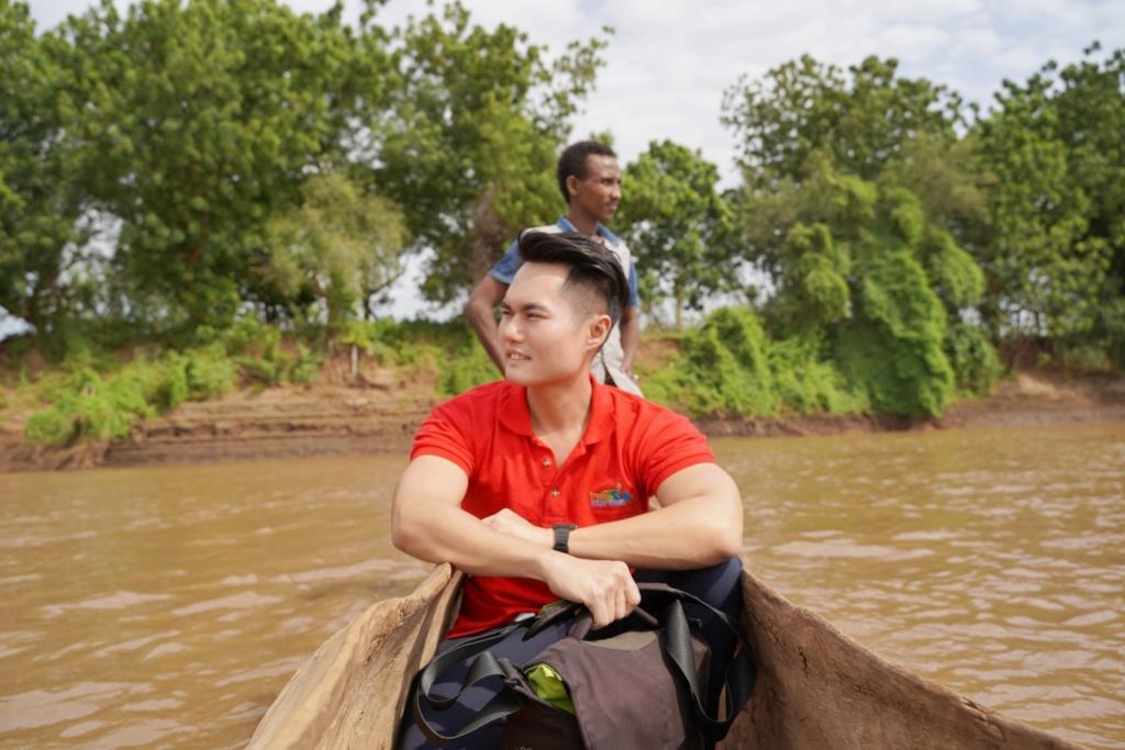 Dugout Canoes Ethiopia