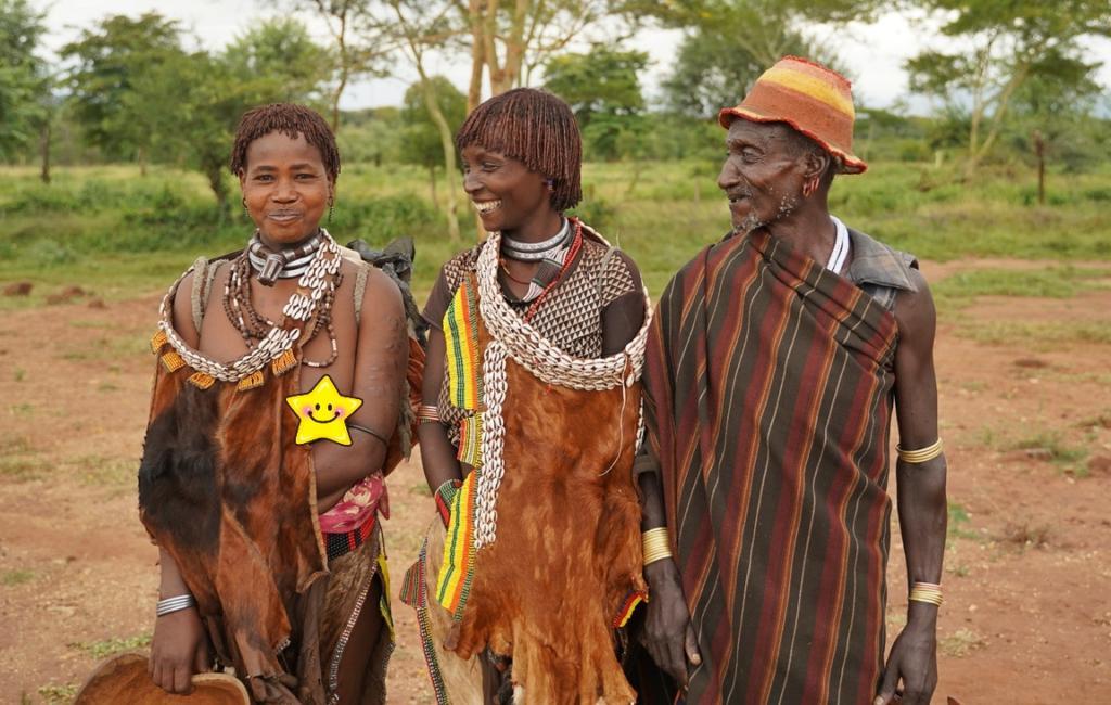 Hammer Tribe Costume